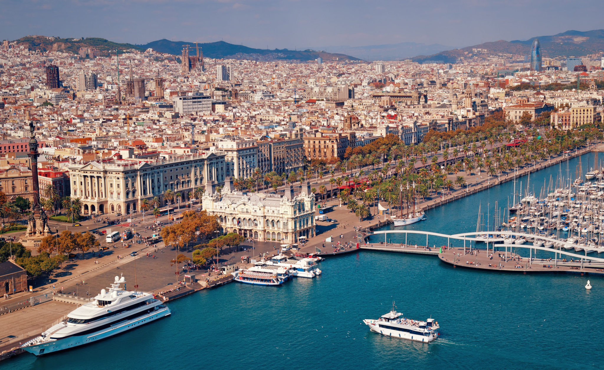 Travel guide to Barcelona - Montasir Ahmed's Blog